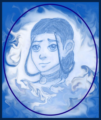 Katara Portrait by BSG