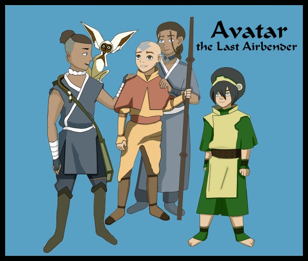 """Team Avatar"" by BSG"