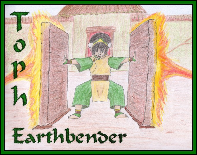 Toph - Earthbender 02 by BSG