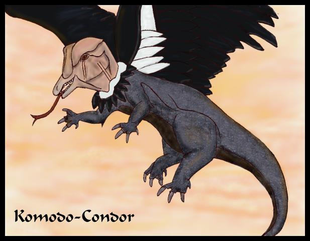 Komodo-Condor by BSG