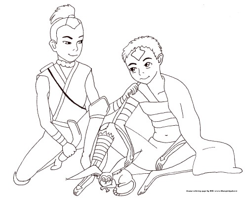 Avatar Friendships by BSG