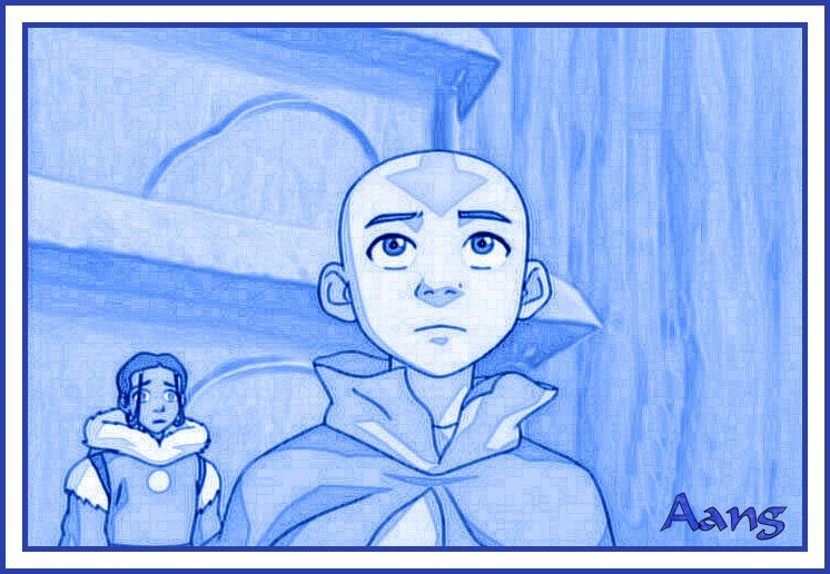 Blue Series Collection: Aang01 by BSG