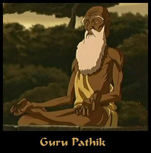 Guru Pathik (end Season Two)
