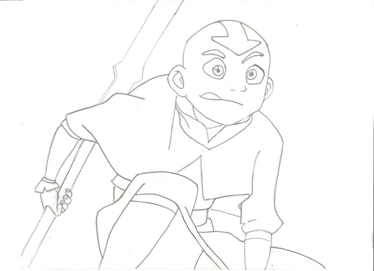 87 best images about LineArt: Avatar Last Airbender on Pinterest ...
