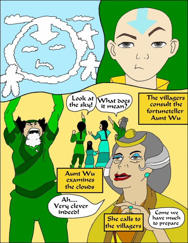 An Avatar Adventure by BSG pg 2 of 6