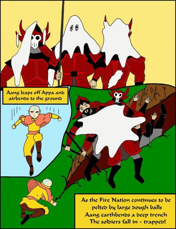 An Avatar Adventure by BSG pg 4 of 6