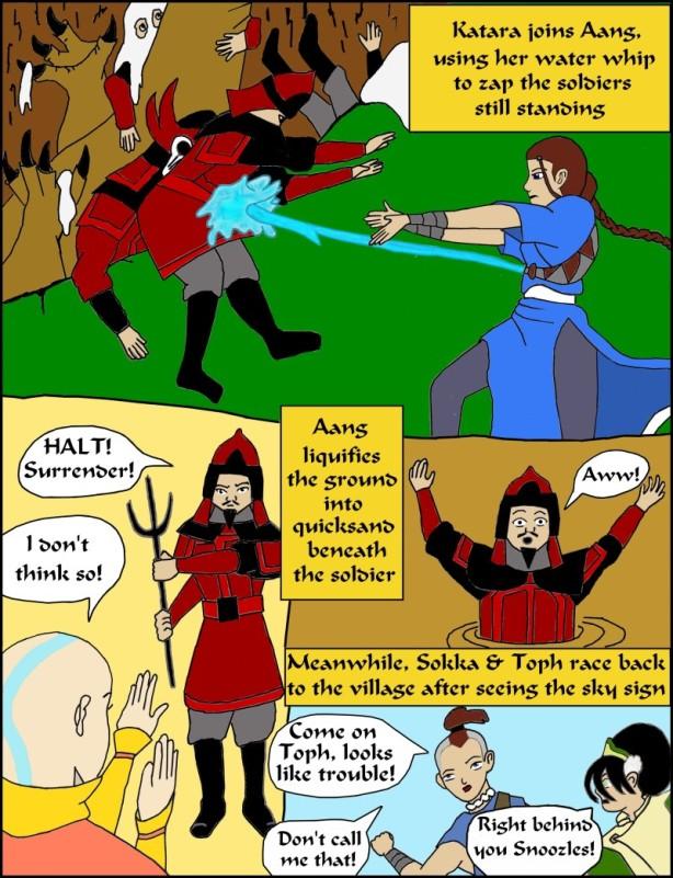 An Avatar Adventure by BSG pg 5 of 5