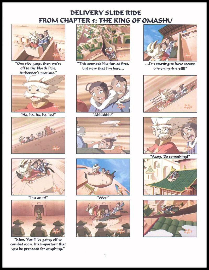 """Delivery Slide Ride"" pg 1 of 2"