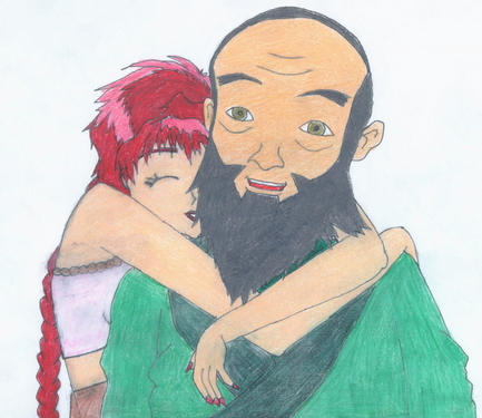Kes and Iroh, by KesQuest
