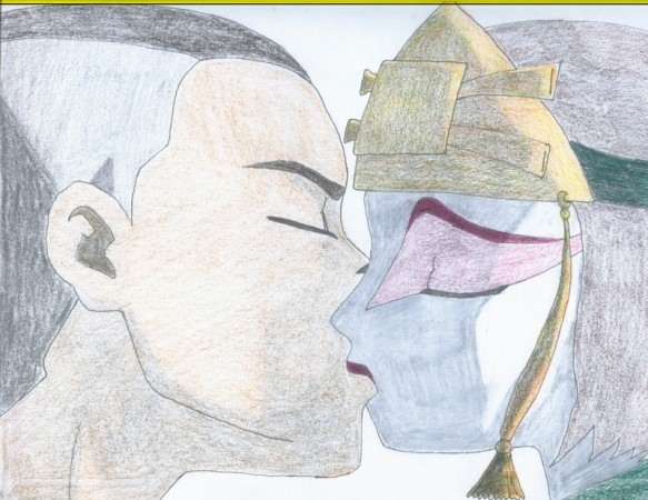 Sokka and Sukki, by KesQuest